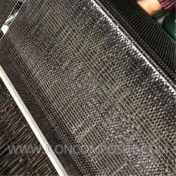 L'Ud tissu en fibre de carbone pour la construction de yacht