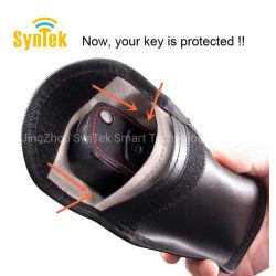 2 PCS カーキー・シグナル・ブロッカー・ケースキーレス・エントリ・フォブ・シグナル・ブロッキング・ポーチ・バッグ携帯電話プライバシー保護セキュリティー