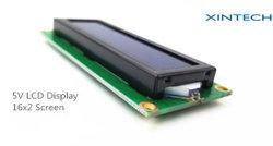 Caractère de rétroéclairage jaune-vert 24X2 Affichage du module LCD