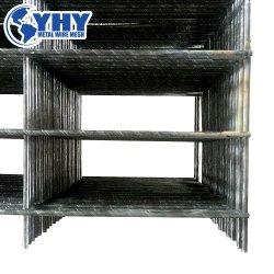 Commerce de gros rectangulaire de panneaux de treillis soudés en acier galvanisé
