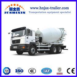 Camion mescolantesi della betoniera del camion della betoniera di HOWO