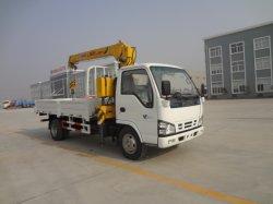 [إيسوزو] [4إكس2] [120هب] شحن علا شاحنة 3.2 أطنان مرفاع مستقيمة