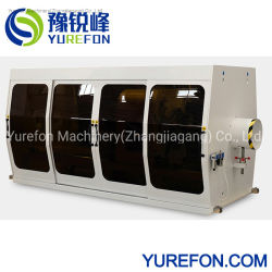 Máquinas para plásticos 315mm tubo de PVC com máquina de corte de planetário