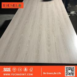 Migliore compensato della melammina di colore di legno solido di qualità di vendita calda