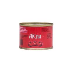 Marken-Tomatenkonzentrat-italienische in Büchsen konservierte Tomaten Soem-70g