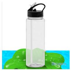 1000ml 32oz Deportes al aire libre una botella de agua de plástico PET
