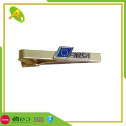 Cadeau promotionnel Souvenir bouton de barre de fixation en métal du brassard (037)