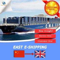20GP/40GP/41hq conteneur de fret de la mer de Chine à Liverpool