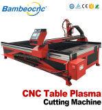 60A Feuille d'acier doux CNC Machine de découpe plasma couper 10 mm