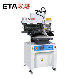 Pâte à souder de l'imprimante de pochoir semi-automatique Stencil PCB d'impression