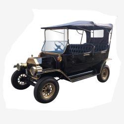 Auto elettrica classica d'epoca unica con porta per il Golf Hotel E turistico