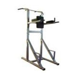 Máquina de gimnasio comercial sumergir y Chin-up de la torre de energía de la estación OS-1056