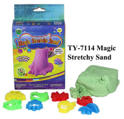 Funny Magic Elásticas Sand 500g Toy