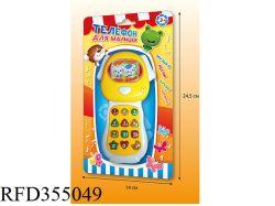 Juguete Educativo aprendizaje El aprendizaje del idioma ruso de teléfonos móviles de juguete para niños