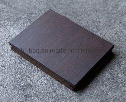 Porte extérieure objet carbonisé plancher en bambou lourd Lourd avec plancher en contreplaqué Anti-Corrosive de bambou et de la résistance de l'humidité