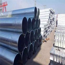 La soudure SER pré Tuyau en acier rectangulaire en acier galvanisé