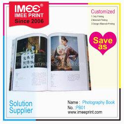Imeeプリントは印刷された肖像画の写真撮影Pb01をカスタム設計する
