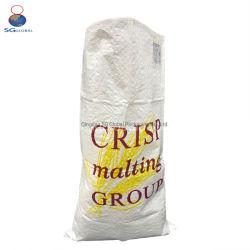50kg de trigo la bolsa tejida PP
