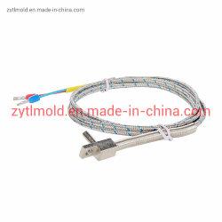 El termopar para moldes de plástico Sistema de canal caliente