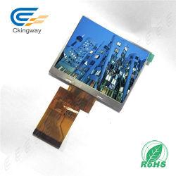 El uso de la electrónica de bienes de consumo como la pantalla LCD