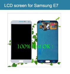100% test Ok l'écran LCD pour Samsung Galaxy E7/E5