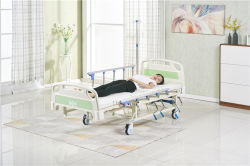 Materia Prima Manual cuerpo de la cama y grueso de la superficie del tubo de diferentes tipos de discapacitados utilizan camas de hospital médico Enfermería