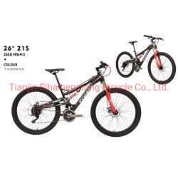 26 polegada Bike suspensão total de bicicletas de montanha