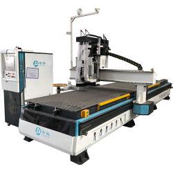 Yaskawa servomotor de alta calidad y el eje Hsd 1325 Carpintería Atc Router CNC