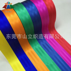 Nylon-/Polyester-Sicherheitsgurt-Material-Brücken, Auto-Sicherheitsgurt-gewebtes Material