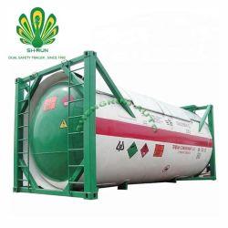 ISOタンクメタンのエチレンの容器ASME
