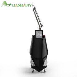Attraktiver Preis-Leistungs-Gesicht, das Picosekunde-Laser weiß wird