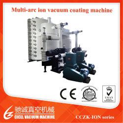 Титан Nitride Gold/синий/черный/красочные лист из нержавеющей стали или PVD оборудование для нанесения покрытия