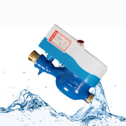 Dn15 ICのカードによって前払いされるスマート水道メーターデータ自動記録器中国の製造業者を読む方法を