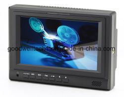 "3G SDI, 7 "" HDMI를 가진 HS-SDI 모니터, YPbPr & 입력 AV"
