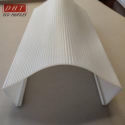 PMMA 270mm de large pour couvrir la lumière de l'Arc PS Bande LED de l'éclairage
