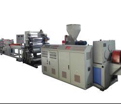 قطع أثاث PVC تحد خط إنتاج ماكينة