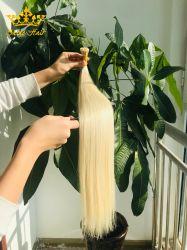 Необработанные бразильские Virgin человеческого волоса продление я наконечника сопла с помощью прямой