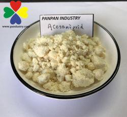 Alta calidad de plaguicidas Agricultura Acetamiprid 97%60%Tc WP 20%20%Sp Sc