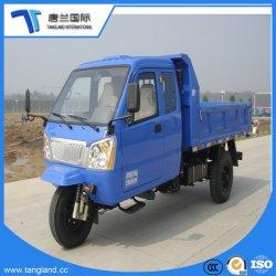 Hot Sale Cargo benne motorisés diesel trois Wheeler/Dump Tricycle pour l'Afrique Gold Panning, exploitation minière Mountain
