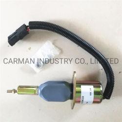 Solénoïde arrêt moteur diesel 3930234 pour Komatsu PC350-7