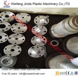 Molde plástico para plástico fibra PVC mangueira de jardim Jardim de PVC flexível de linha de máquinas de Extrusão