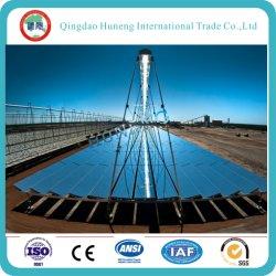 Baixa reflexivo de alta energia solar de ferro Espelho Solar de Prata