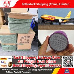 Druk Courier Services van China aan Sierra Leone Door to Door Shipping uit