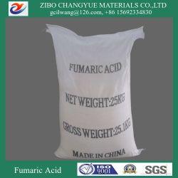 Fumaric Zuur van het Poeder van het Additief voor levensmiddelen het Witte