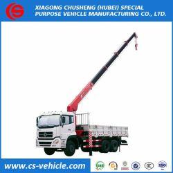 Использовать погрузчик установлена производителем крана Tadano 25 тонн Автовышка для продажи