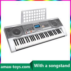 Organo di Ek-Mk805-Electronic con un Songstand
