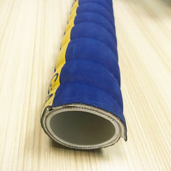 UHMW PE трубки синий химического вакуумный шланг шланг 150 фунтов