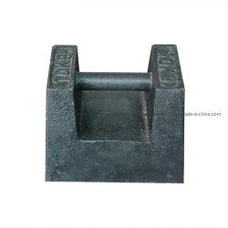 M1 da OIML formato retangular Peso de Teste Padrão de Ferro Fundido