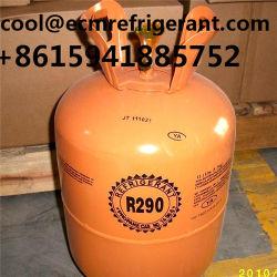 Gaz réfrigérant R290 bonbonne de propane utilisé comme carburant