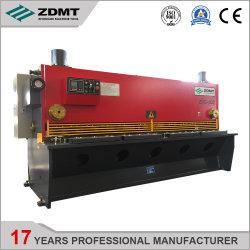 Guillotina hidráulica automática Shearer/máquina de corte